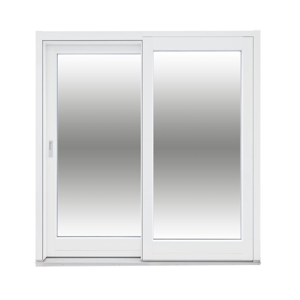 2-delad Lyftgliddörr – Trä/Alu – Flex
