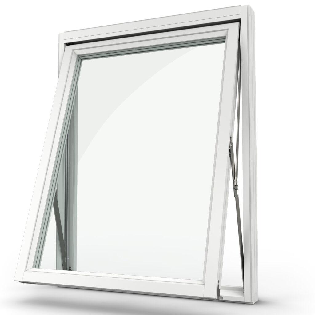 Vridfönster – Trä/Alu – Tanum – Kort leveranstid