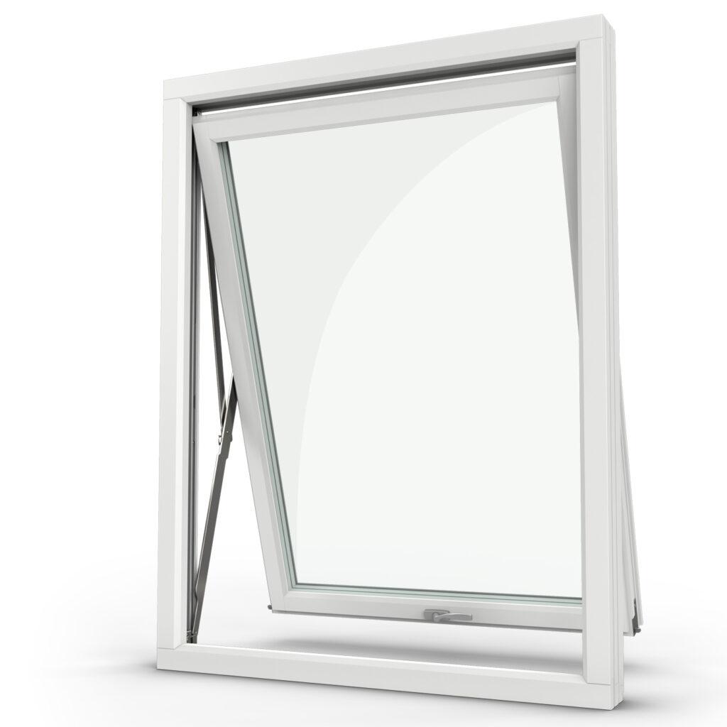 Vridfönster – Trä/Alu – Tanum