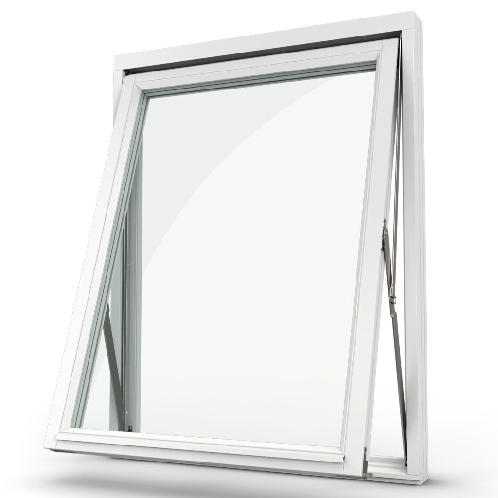 Vridfönster – Trä – Tanum