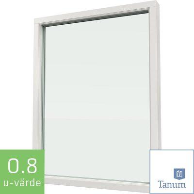 Tanum Fast Fönster sida 0.8 uvärde