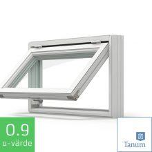 Tanum Fönster NorDan Överkantshängt Fönster Källarfönster Trä Aluminium