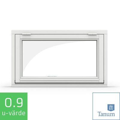 Tanum Fönster NorDan Överkantshängt Fönster Källarfönster Trä