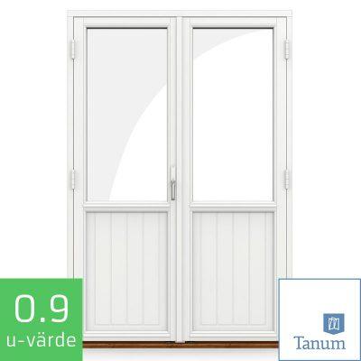 Tanum Fönster NorDan Altandörr Fönsterdörr Trä Aluminium