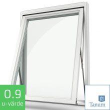 Tanum Fönster NorDan Vridfönster i Trä Aluminium