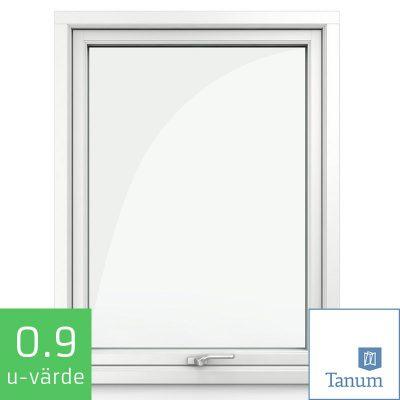 Tanum Fönster NorDan Vridfönster i Trä