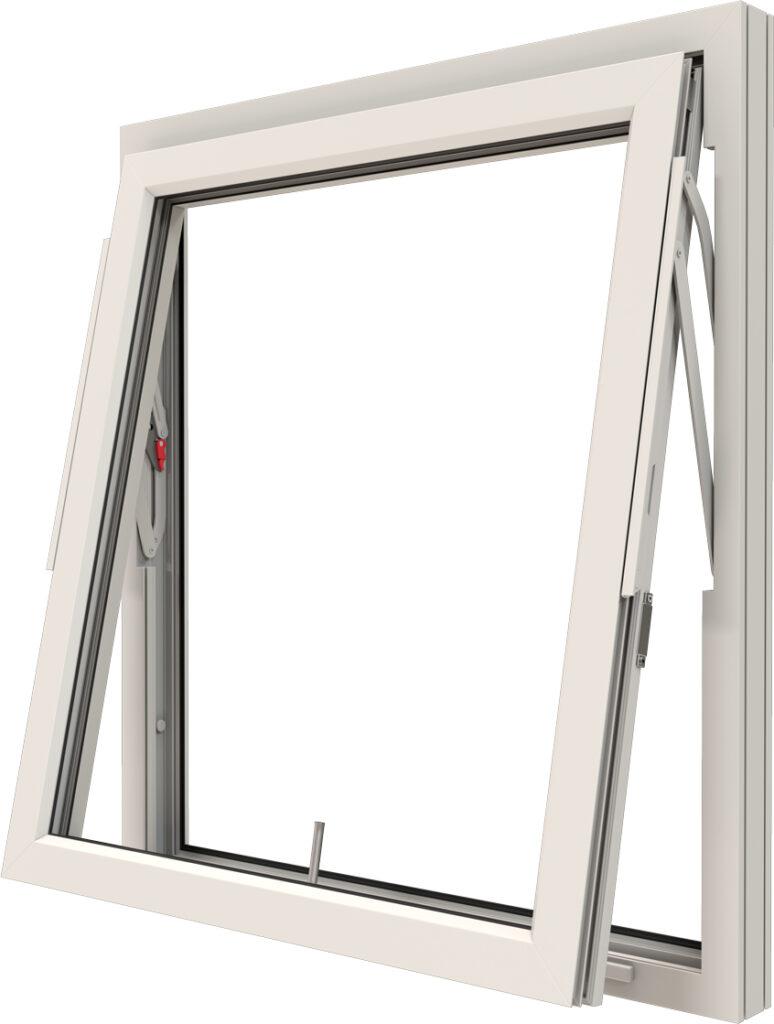 Vridfönster – PVC – uPVC