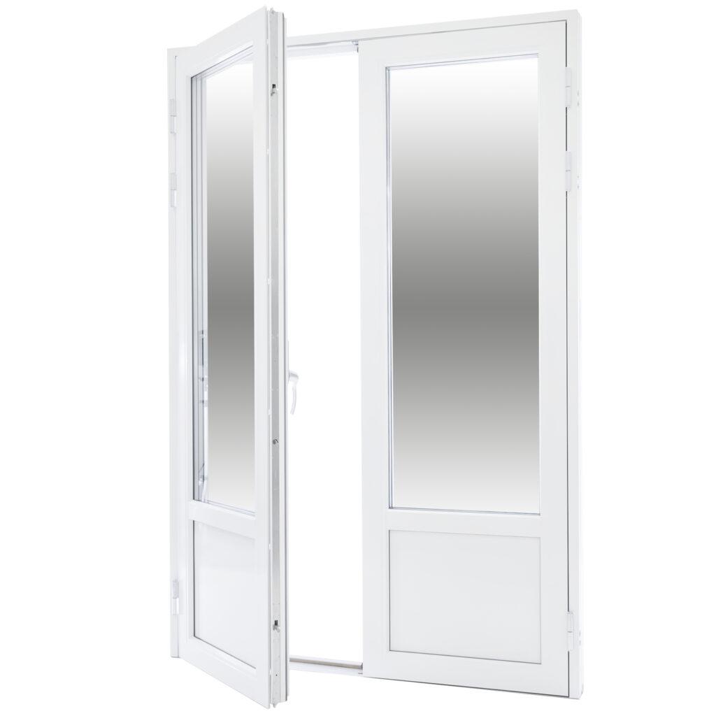 Par Altan/Balkongdörr – Trä/Alu – Flex Fönster