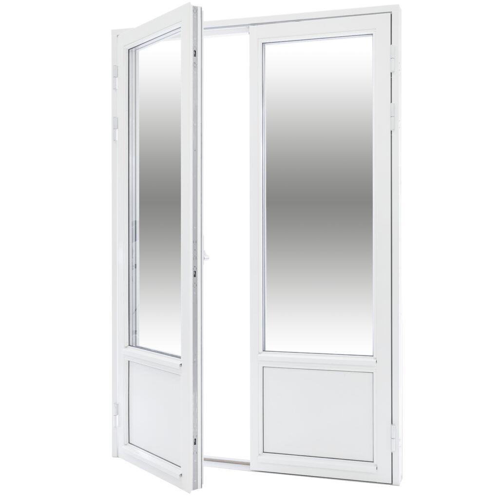 Par Altan/Balkongdörr Bröstad 3 Glas – Trä – Flex Fönster