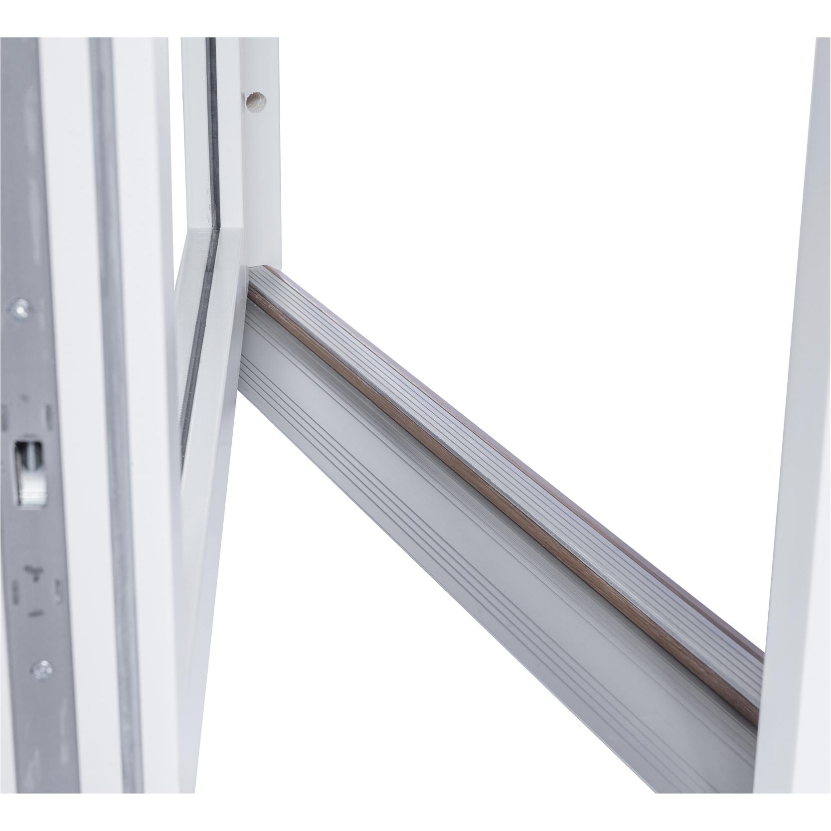 Enkel Altan/Balkongdörr – Trä – Flex Fönster