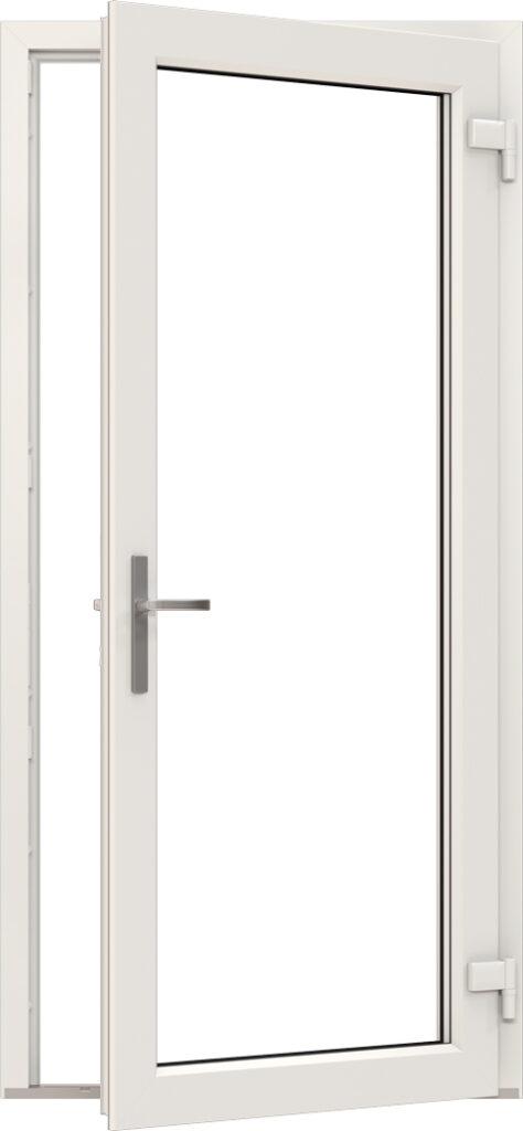 Enkel Altan/Balkongdörr Helglas – PVC – uPVC