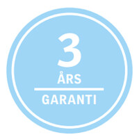 3 Års Garanti VELUX