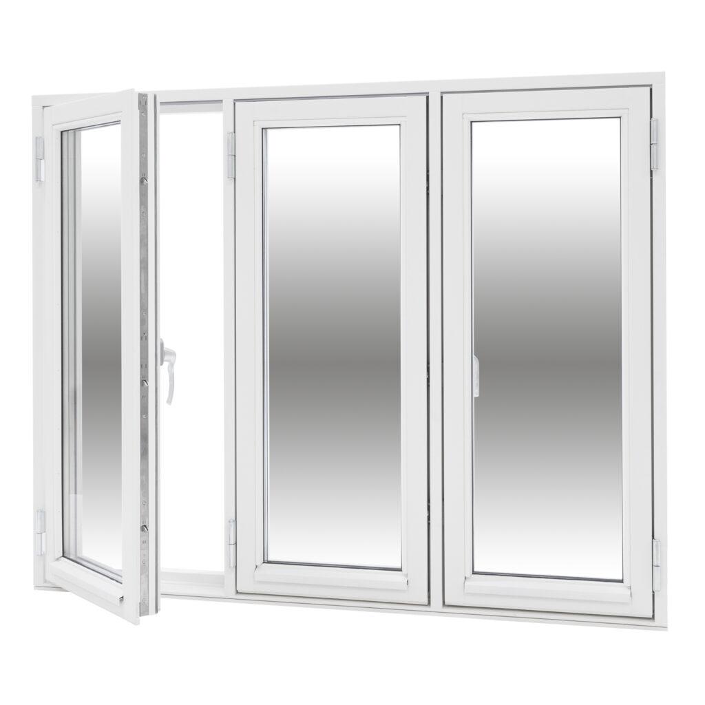 Sidohängt 3 Luft – Trä – Flex Fönster