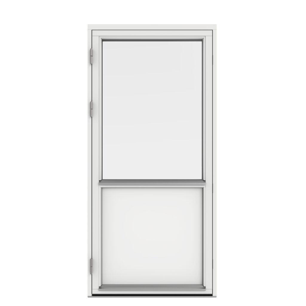 Enkel Altan/Balkongdörr – Trä – Outline – Kort leveranstid