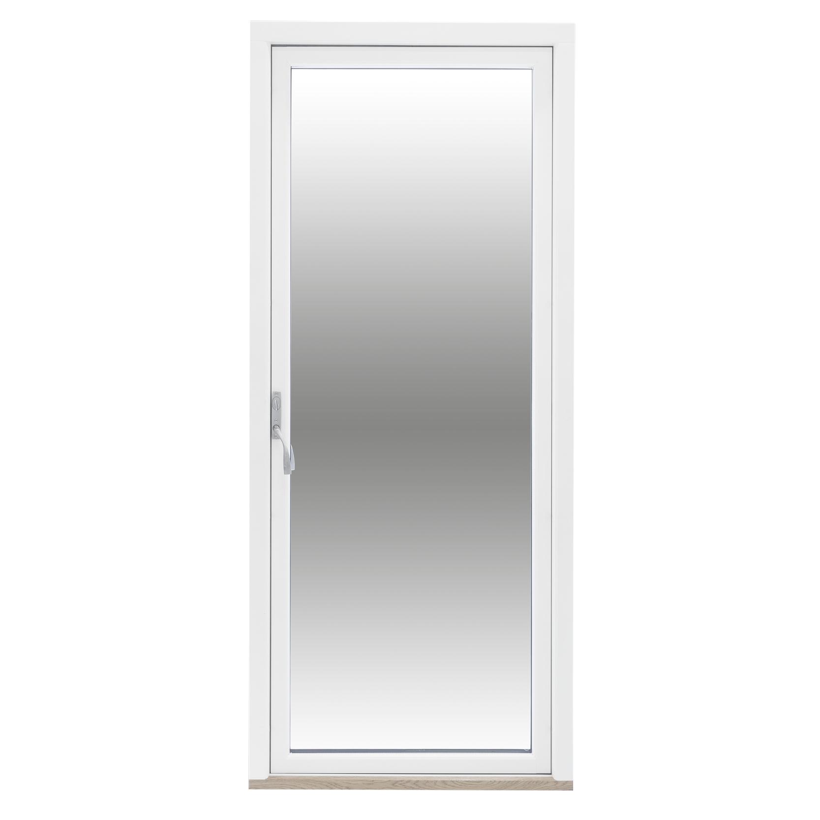 Enkel Altan/Balkongdörr 2 Glas – Trä – Flex Fönster