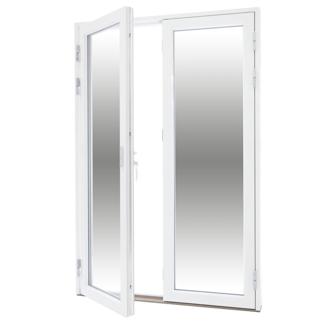 Par Altan/Balkongdörr 2 Glas – Trä/Alu – Flex Fönster