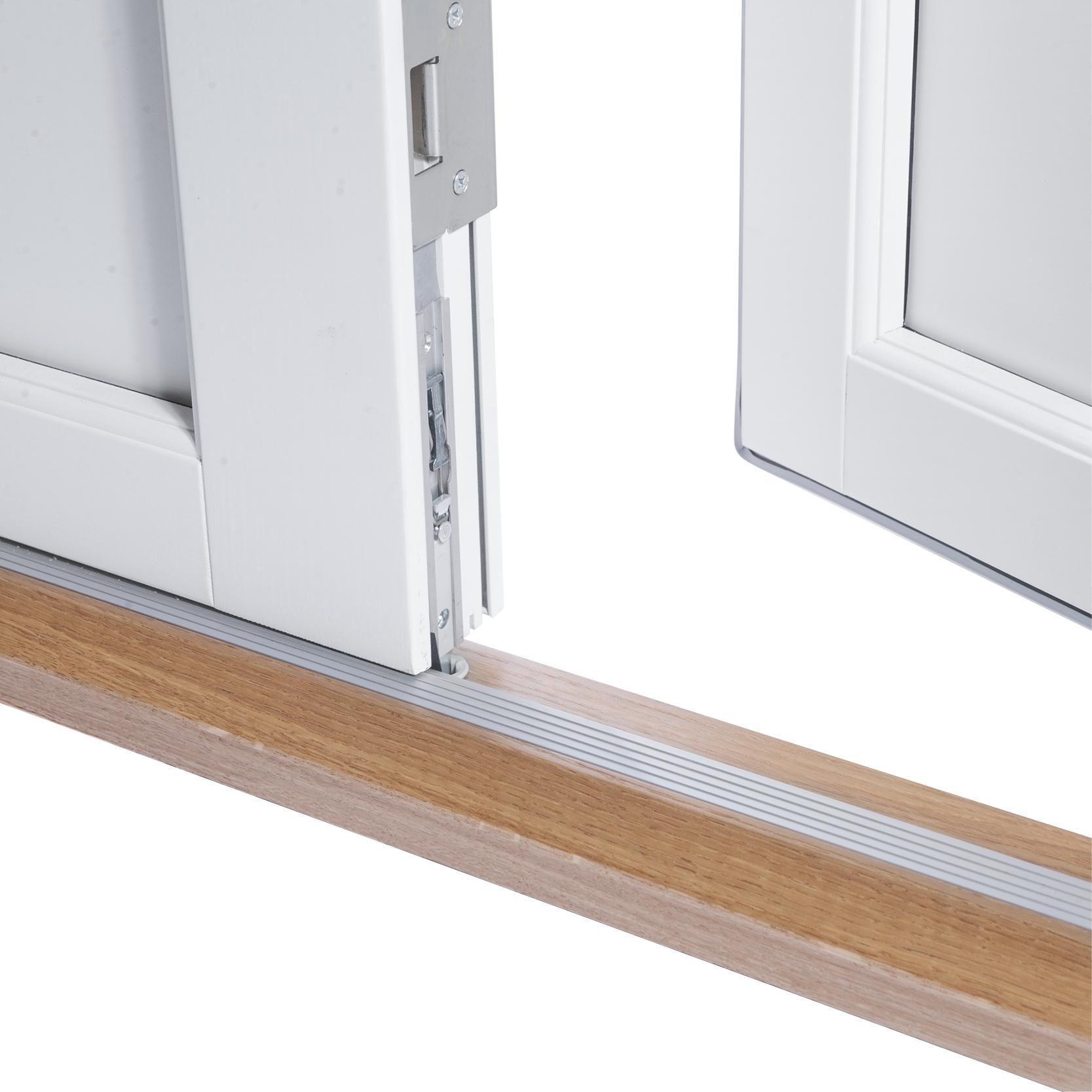 Par Altan/Balkongdörr 2 Glas – Trä – Flex Fönster